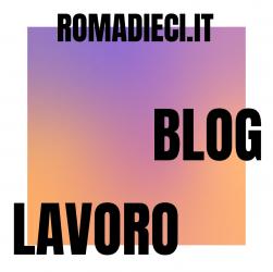 lavoro roma