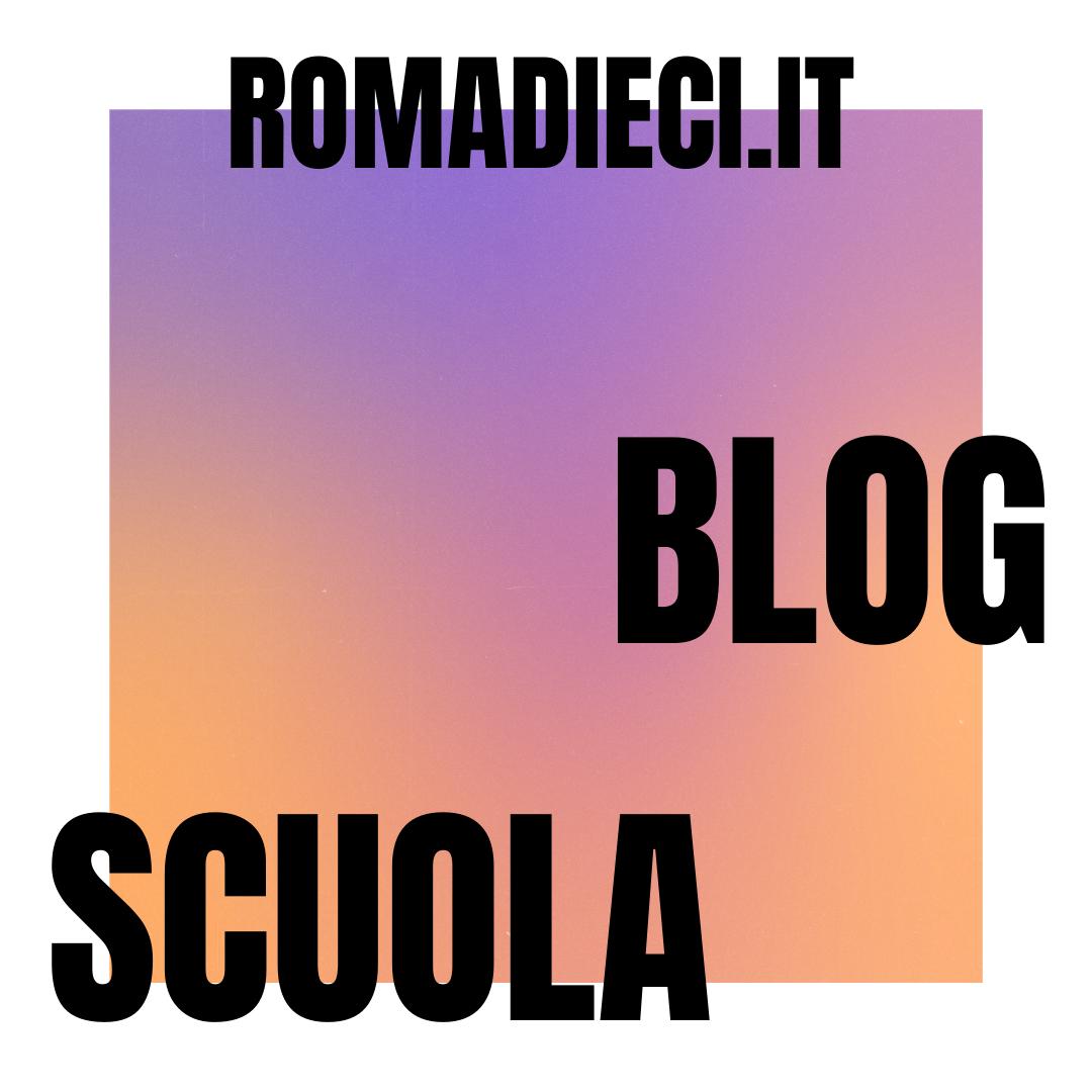 scuola roma